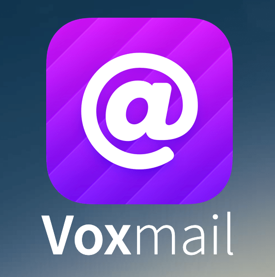 Voxmail – Voice Email with Siri