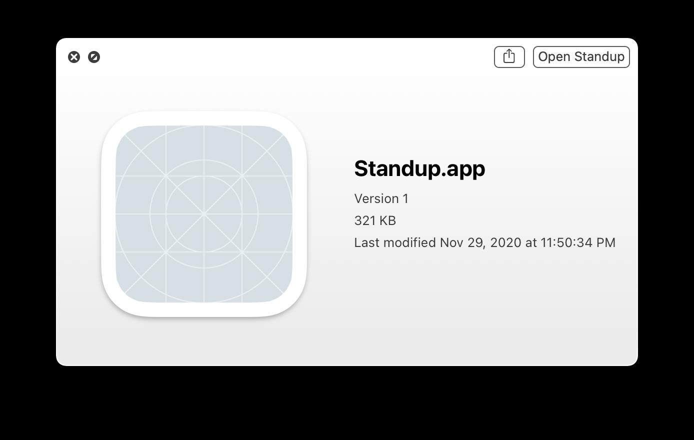 Standup.app