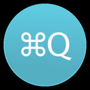 CommandQ logo